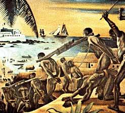 laatste slaven van nederland